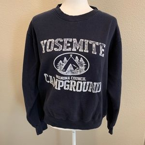John Galt Yosemite Campground Pullover Sweatshirt
